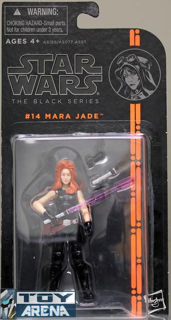 Mara Jade - figurine Star wars, canon, univers étendu et legends, la différence