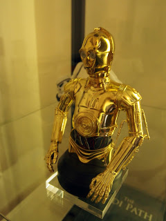 Collection Star Wars - Buste C3PO Gentle Giant