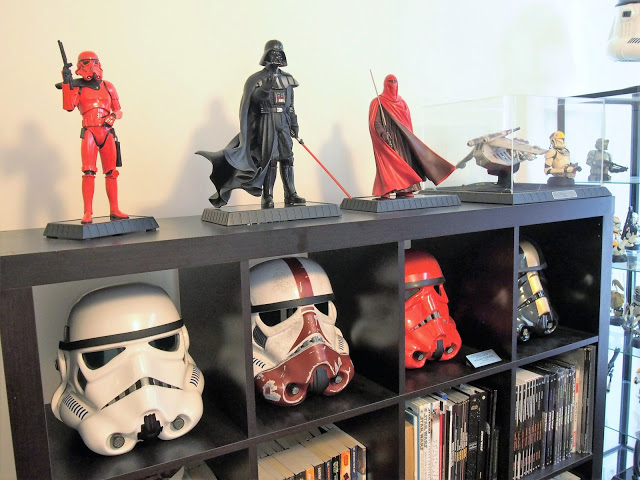 collection star wars - un fan de star wars - UFSW