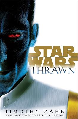 Grand amiral Thrawn, univers étendu et canon star wars