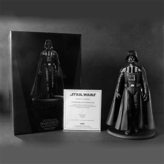 Collection Star Wars - Dark Vador Attakus