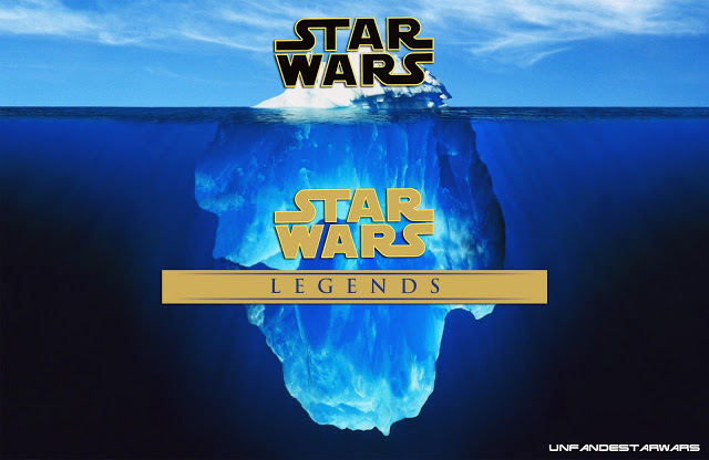 star wars canon et Legends - L'univers étendu - Un fan de Star Wars - UFSW