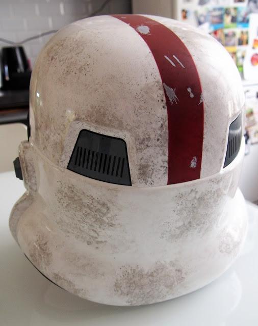 EFX Precision Cast incinerator trooper avis et review