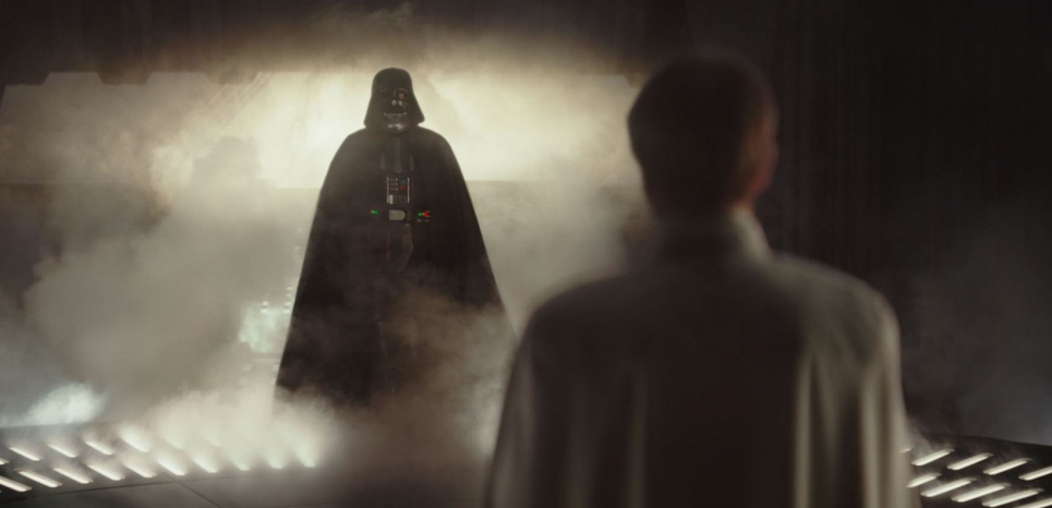 Rogue One - dar vador - un fan de star wars
