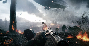 Battlefield 1 - un fan de star wars - UFSW