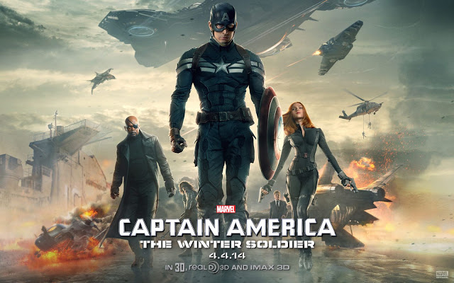 captain america le soldat de l'hiver, critique par un fan de star wars - UFSW