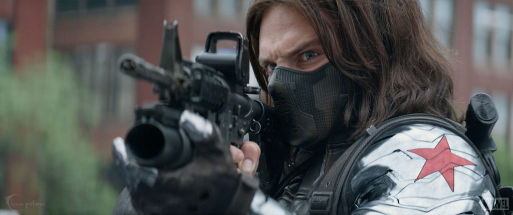 captain maerica winter soldier