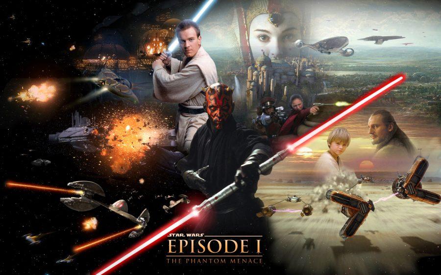 Star Wars episode I la Menace Fantome