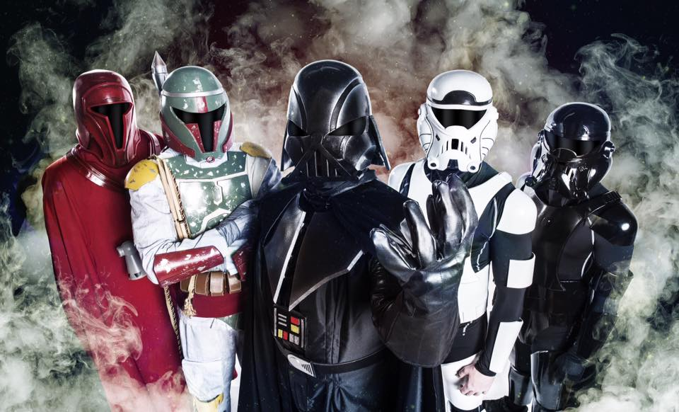 Galactic Empire groupe Metal