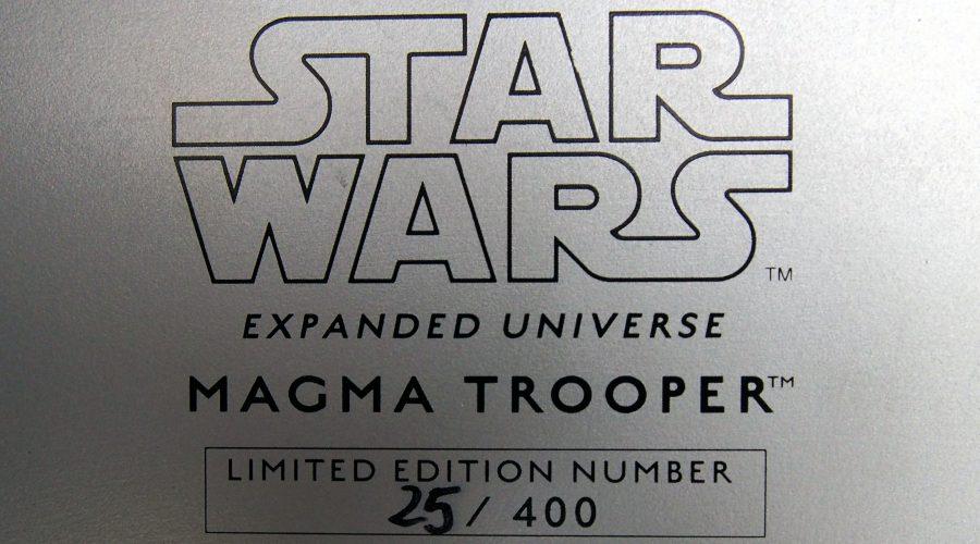 Objets de collection Star Wars