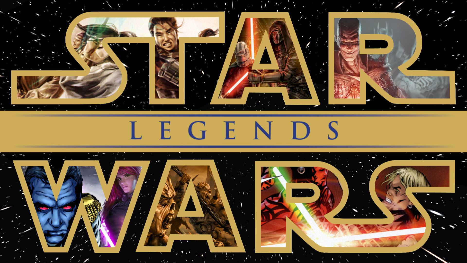 podcast star wars univers étendu Star Wars Legends
