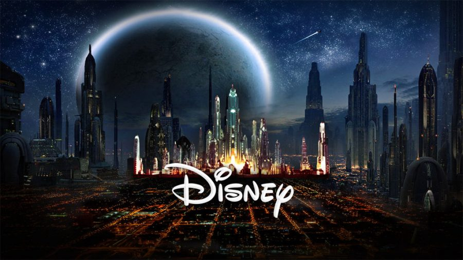Star Wars et disney - podcast hyperdrive