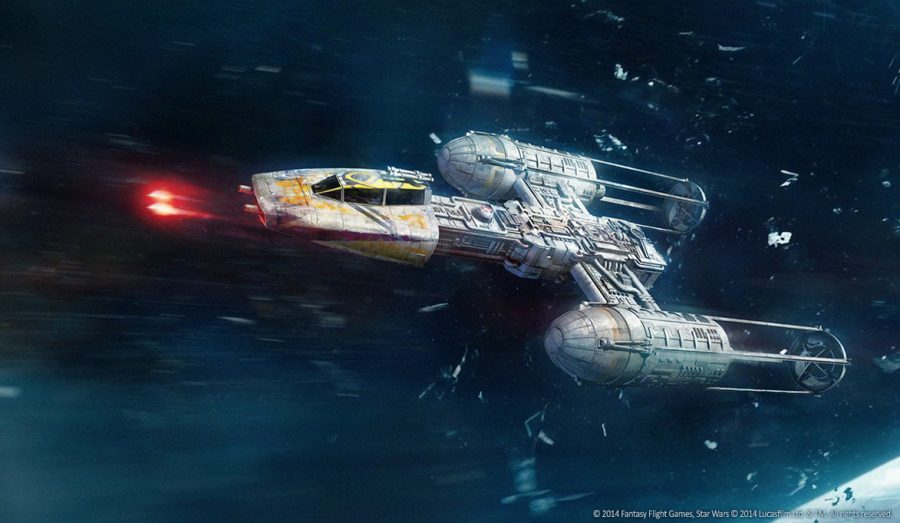 Podcast Star Wars hyperdrive