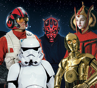 Buste altaya Star Wars