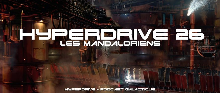 hyperdrive podcast mandaloriens