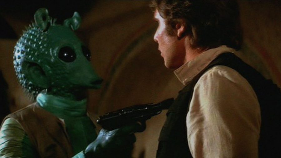 Greedo interview Paul Blake Hyperdrive