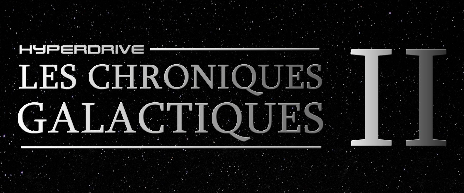 Chroniques galactiques épisode 2 Fiction audio pocast star wars