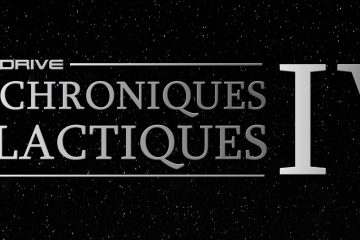 Chroniques galactiques 4 fiction audio star wars