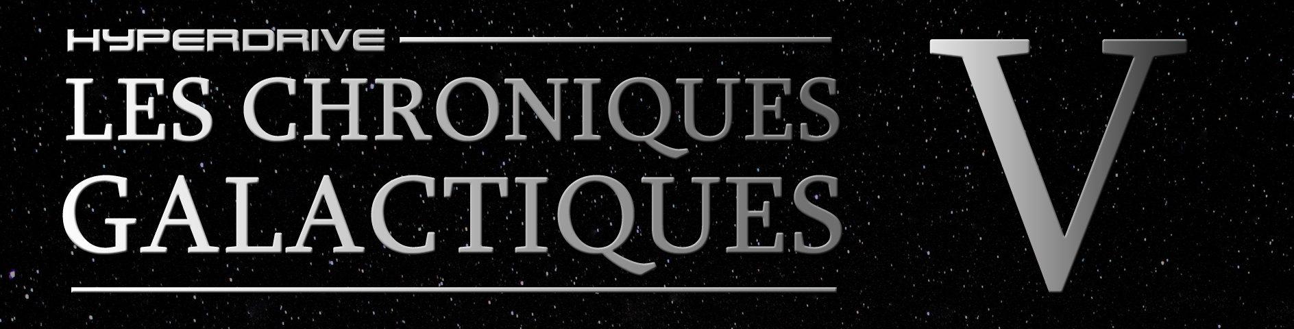 Chroniques galactiques 5 fiction audio star wars