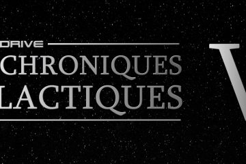 Chroniques galactiques 5 fiction audio star wars