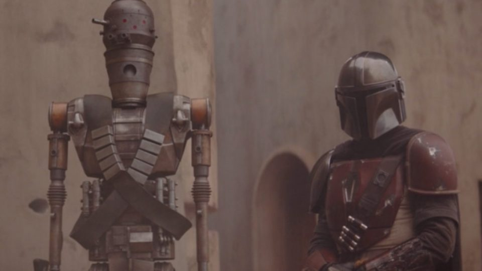 The mandalorian critique