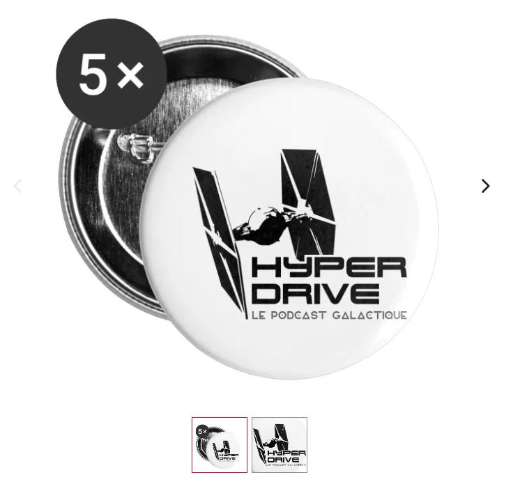 badge hyperdrive podcast star wars