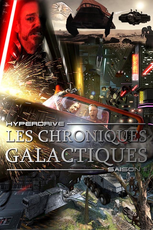 Les CHroniques Galactiques saison 2