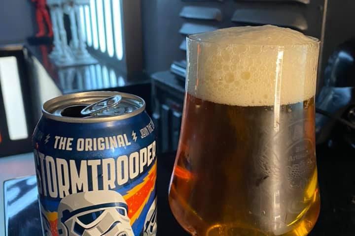 Galactic Pale Ale - Original Stormtrooper - bière Star Wars