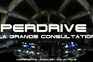 hyperdrive épisode 55 podcast Star Wars