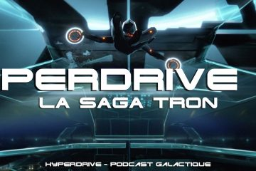 hyperdrive podcast tron saga