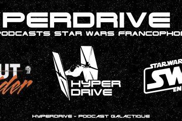 3 podcasts Star Wars francophones