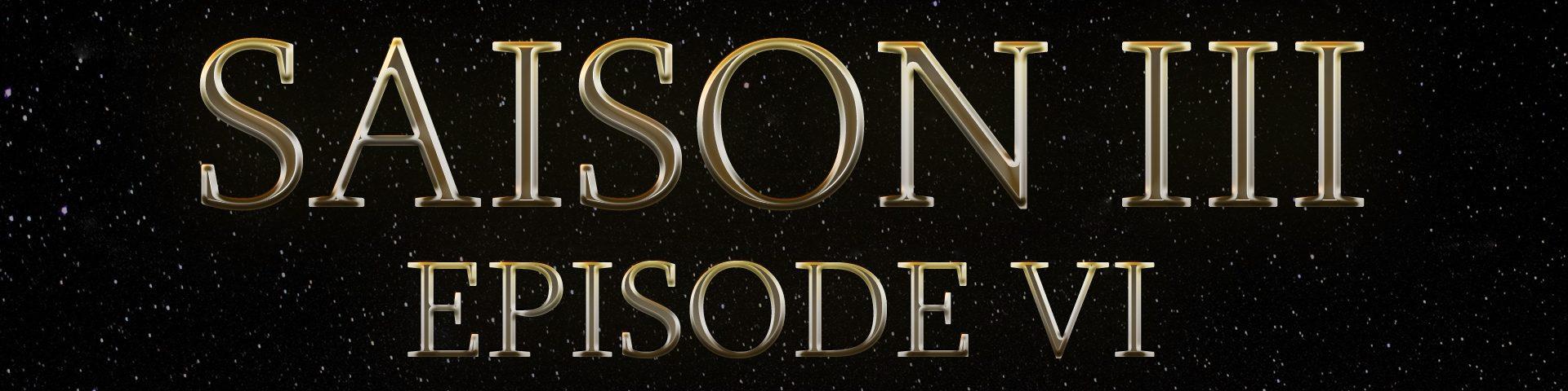 Les chroniques galactiques, saison 3 épisode 6